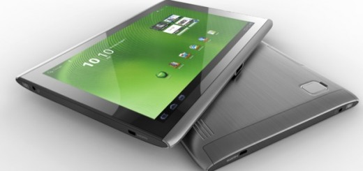 Acer Iconia Tab A500 Tablet goes on Sale for a Price of $449.99