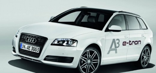 Audi A3 e-tron The first electro-Audi production started