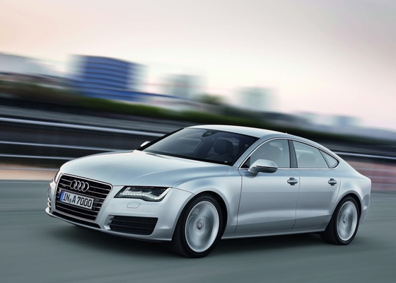 Audi A7 Sportback Luxury Car Coming with new design
