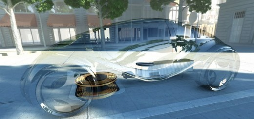 BMW and Siemens introduces Induction based Wireless Charging EV Concept