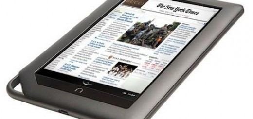 Barnes & Noble Nook now offering free access to NYTimes.com like Amazon Kindle