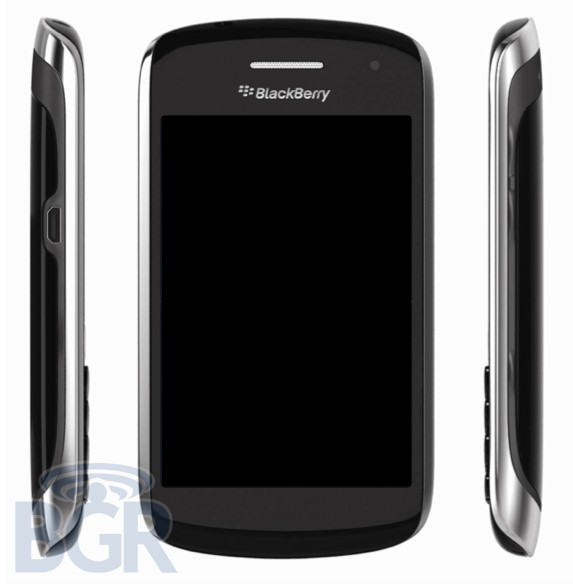 T-Mobile to release BlackBerry Curve Touch Smartphone on a Date of June or July?