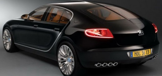 Bugatti 16C Galibier Sedan starts production; on sale in 2013