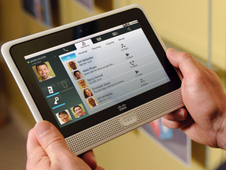 Cisco Cius Ultra-portable Android Tablet released