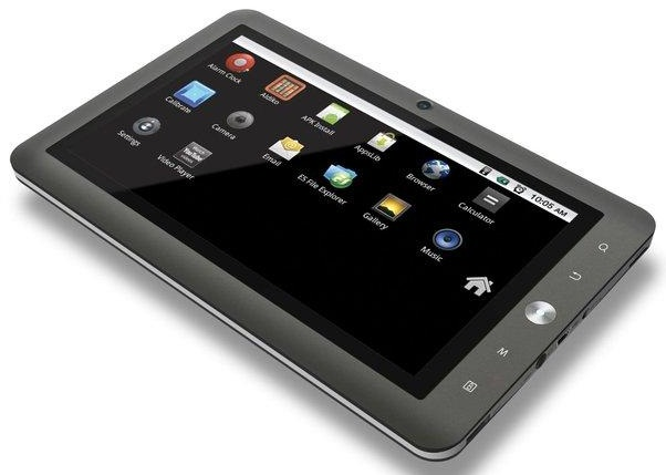 Coby Kyros MID 7024 1 GHz Android Tablet now available for $169 from Amazon