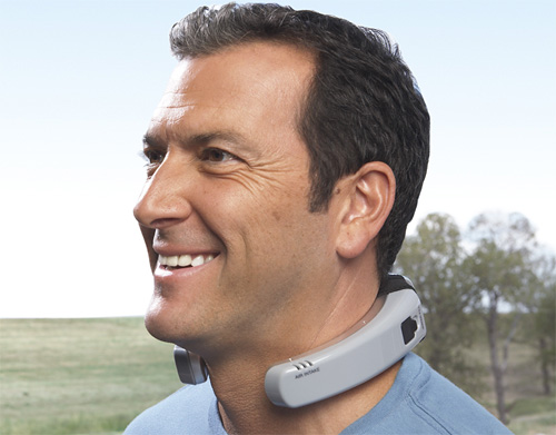 Coolware Personal Neck Cooler helps you running cool
