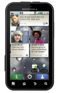 T-Mobile Motorola Defy Smartphone tastes Android 2.2 Froyo Update now