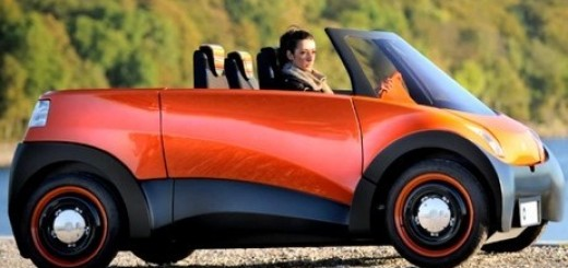 ECOmove QBEAK Stylish EV from Denmark unveiled