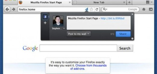 Firefox 5 boasts to have Social Sharing, Taskbar Apps and more