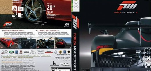 Forza Motorsport 4 for XBox Kinect Video Leaked at E3 2011