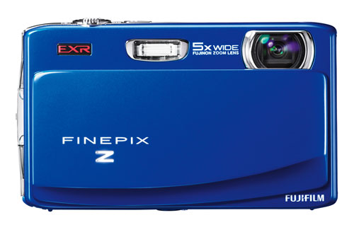 New Fujifilm FinePix Z900 EXR Camera unveiled