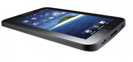 """Pre-order Samsung's 7"""" Galaxy Tab WiFi-only Tablet from Amazon"""