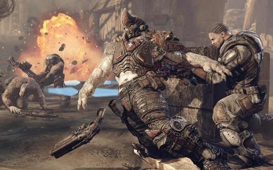 Gears of War 3 beta release date in 'Mid-April'