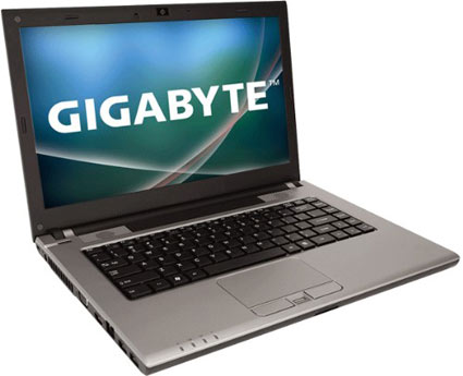 Gigabyte GS-AH6G3N Sandy Bridge Business Notebook revealed