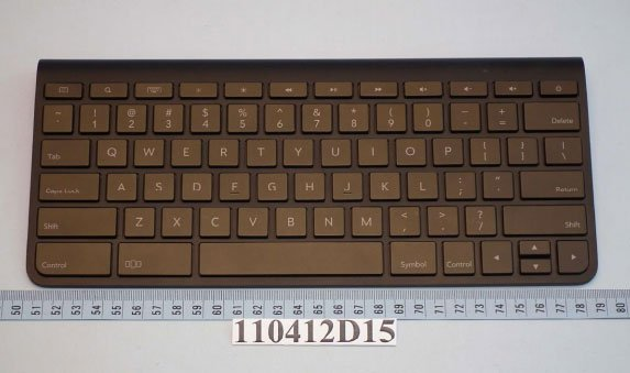 HP webOS Keyboard to release soon; got FCC approval