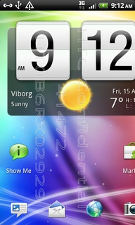 HTC Desire HD gets HTC Sense 3.0 Custom Alpha ROM