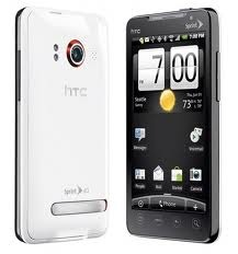 HTC Evo 4G White now for Just $89.99 on Two-year Contract from Amazon