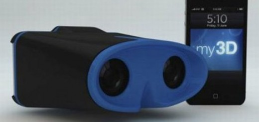 Hasbro My3D goggles brings 3D to iPhone, iPod touch