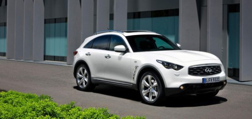 Infiniti FX UK Price and Specs Announced