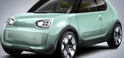 Kia Naimo Electric Concept Car Debuts