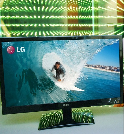 LG launches LG D41P and D42P 3D Monitors in Korea; To be released Globally Early June Starting in Europe