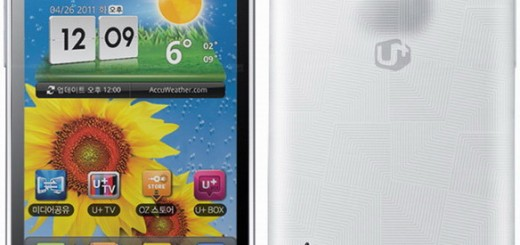 LG Optimus Big (LU6800) Smartphone officially released in South Korea