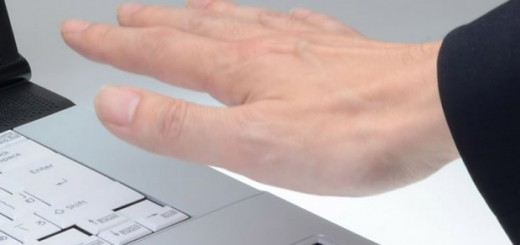 LifeBook E741 C is an Intel Huron River Laptop with first Palm Vein Sensor