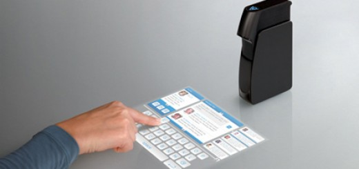 Light Touch Virtual Keyboard from Light Blue Optics info