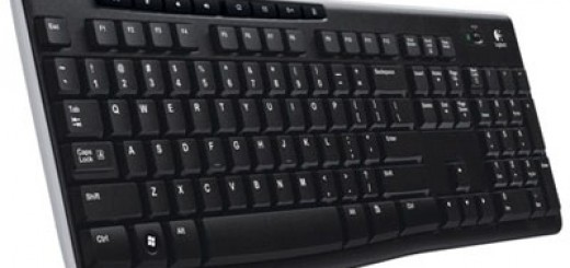 Logitech Wireless Keyboard K270 introduced