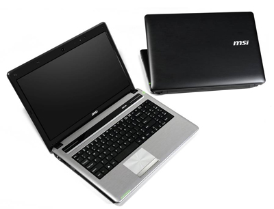 MSI introduces MSI CX640MX Laptop with Time Stamp technology; releasing soon