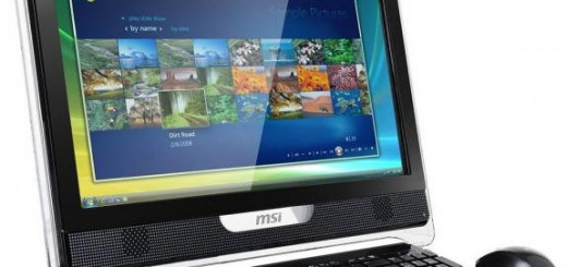 MSI Wind Top AE2210 All-In-One with Sandy Bridge hits Europe