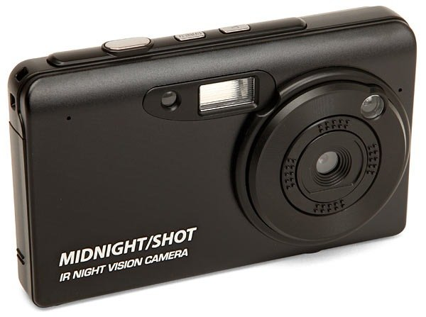 Magpix IR-101 MidnightShot Infrared Night Vision Digital Camera for $150