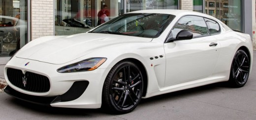 Maserati launches Maserati GanTurismo MC in the US with a little Modification