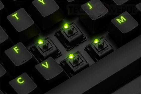 Mionix Zibal 60 Mechanical Gaming Keyboard-in-keys