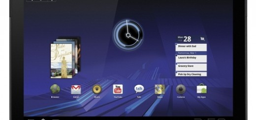 Motorola XOOM WiFi and 3G Tablet PC UK Pricing officially announced