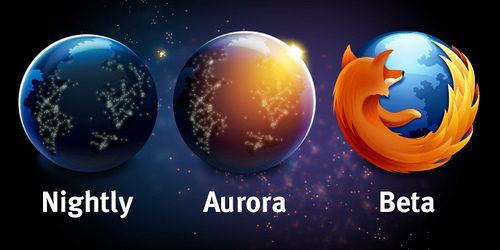 Mozilla Firefox 5.0 Aurora out now to perish Chrome