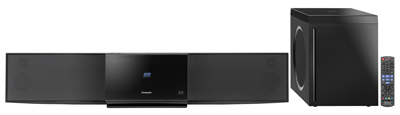 Panasonic introduces Panasonic SC-BFT800 2.1 Full 3D Blu-ray Home Theater System