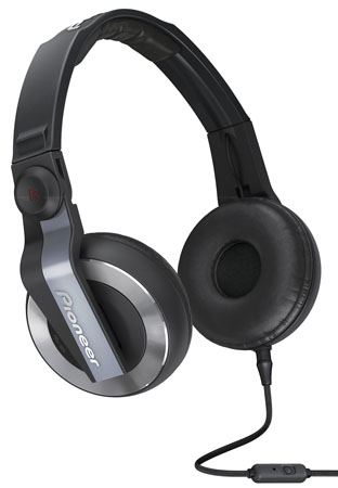 Pioneer HDJ-500T-K Multi-Function DJ Headphones