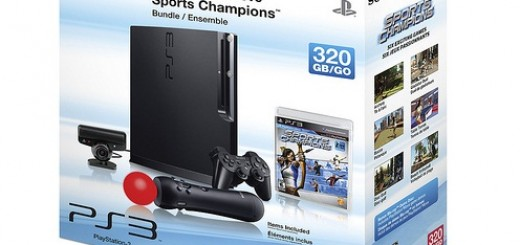 PlayStation 3 320 GB Move Bundle now on Amazon sale for $399.99