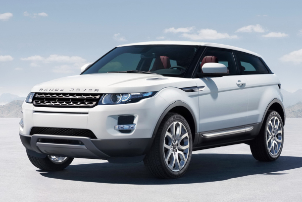 Range Rover Evoque - First Look