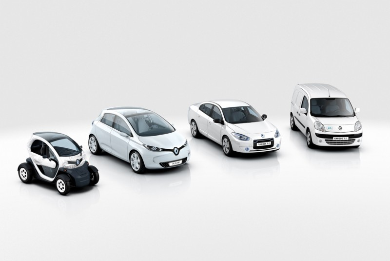 Renault and Hertz to launch EV Car Rent Service in Europe