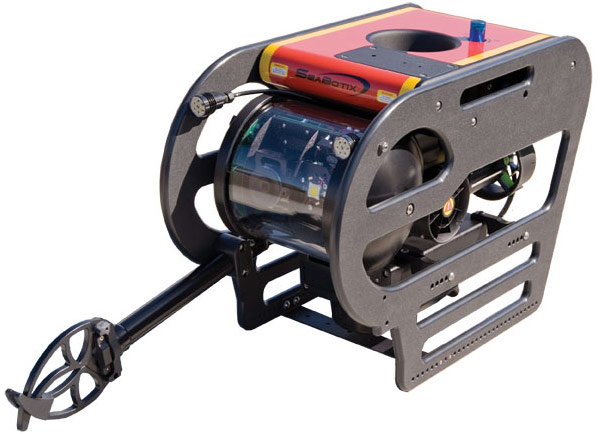 SARbot Water Rescue Robot Helps Rescue Drowning Victims