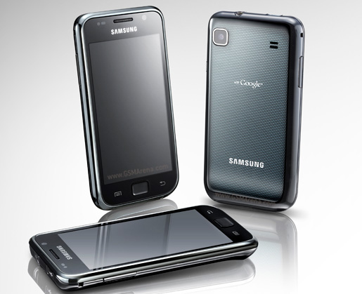 Samsung debuts Samsung Galaxy S Plus Smartphone; to be released in May