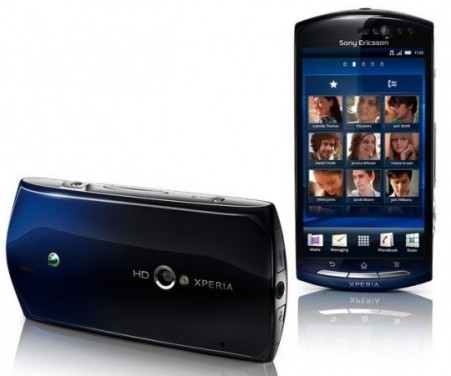 Sony Ericsson Xperia Neo Release Date delayed to June