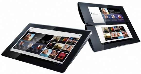 Sony S1 and S2 Tablets running on Honeycomb unveiled; Releasing in the Fall 2011