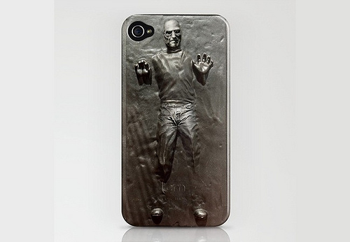 Steve Jobs in Carbonite iPhone Case crafted by Society6