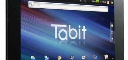 Tabit Tegra 2 Dual Core Android 2.2 Tablet from Korean firm Trigem