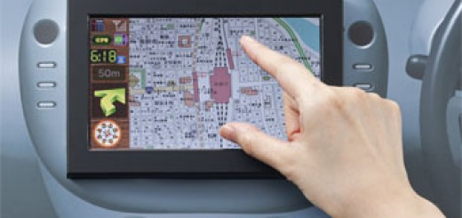 Toshiba's new 7-inch LTPS TFT LCD with In-Cell Touch Panel Technology to be shown up at SID 2011