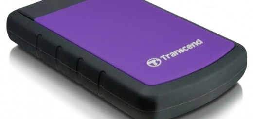 Transcend StoreJet 25H3P(USB 3.0) and 25H2P(USB 2.0) 1TB Portable Hard Drives released