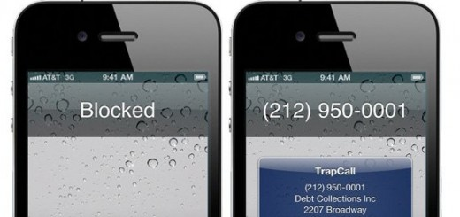 TrapCall iPhone App released; now track blocked or unknown private numbers